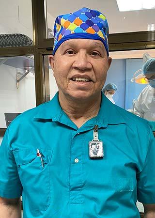 Dr. Alberto Pérez Sierra - Director Técnico Clínica Dental Betel